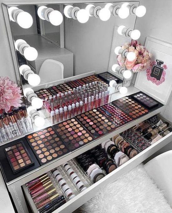 DIY Makeup Organizer Tips You Need To Know