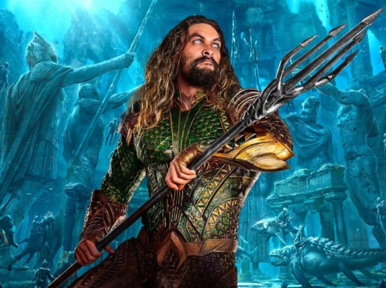 The DCEU finally hits a homerun with Aquaman! While the film was entertaining throughout there were still some aspects that disappointed.