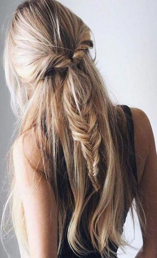 10 Hairstyles For Long Hair This Spring