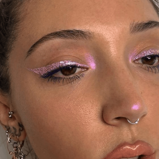 10 Glitter Face Makeup Looks That Will Have You Sparkling