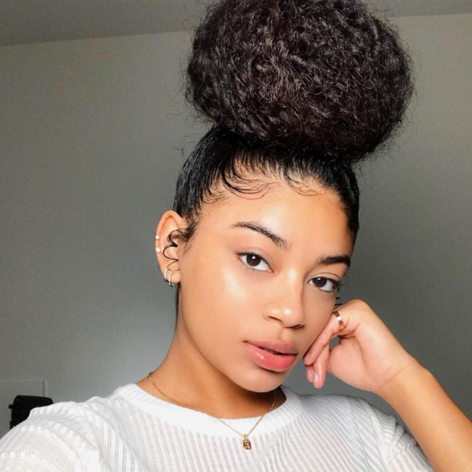 6 Protective Hairstyles For Curly Hair   Society19 UK
