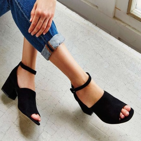 Comfy Heels You'll Be Wearing All 2019