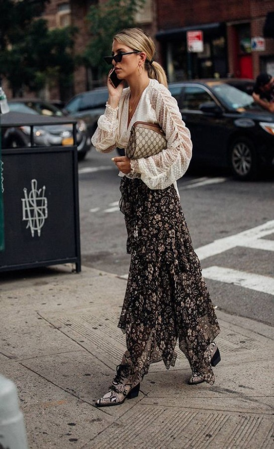 The Best Maxi Skirt Looks You Can Wear This Summer