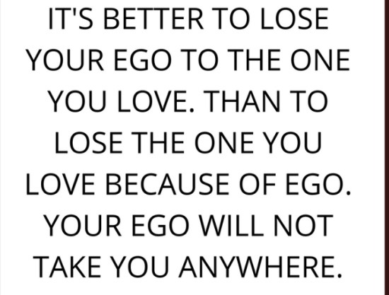 We may love our celebrities, characters, and artist to have huge egos. But not everyone was meant to have one...