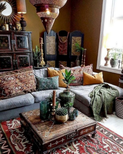 10 Trendy Themes For Your Living Room