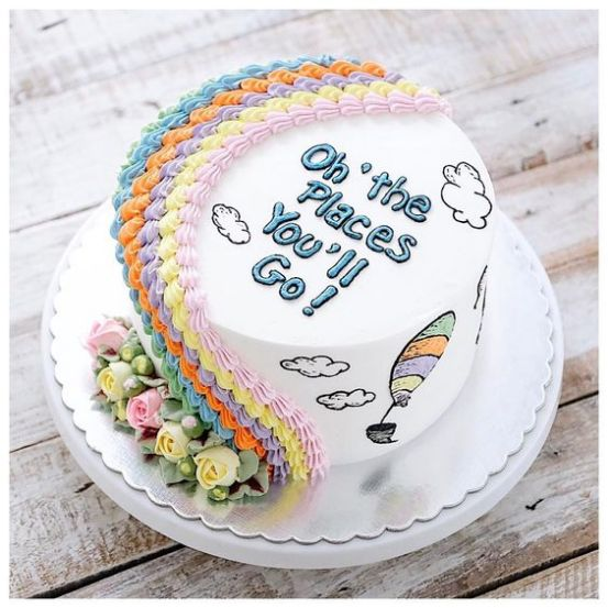 10 Graduation Cakes To Help You Celebrate The Big Day In The Yummiest Way
