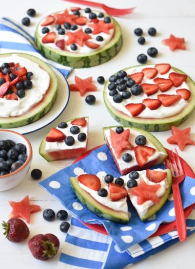 10 American-Themed Foods To Make For A Festive Memorial Day