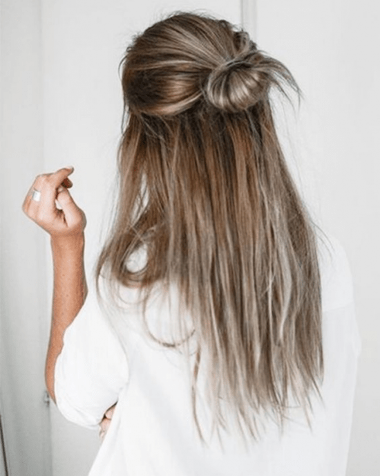 Pleasant 20 Lazy Day Hairstyles That Are Quick And Cute Af Society19 Schematic Wiring Diagrams Phreekkolirunnerswayorg