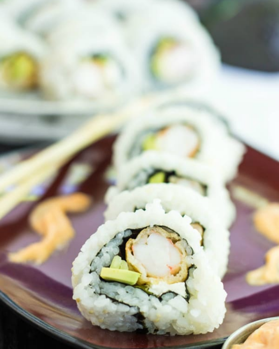12 Sushi Recipes You Have To Make For International Sushi Day
