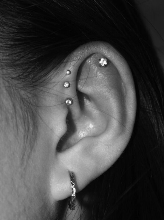 The Hottest Piercings You Need Right Now