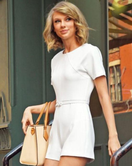 10 Outfit Ideas We Totally Want To Steal From Taylor Swift