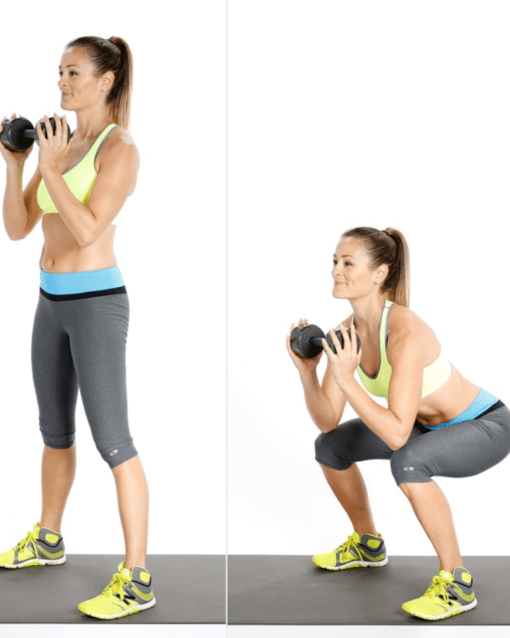 5 Squats Exercises Will Make Your Bum Peachy AF