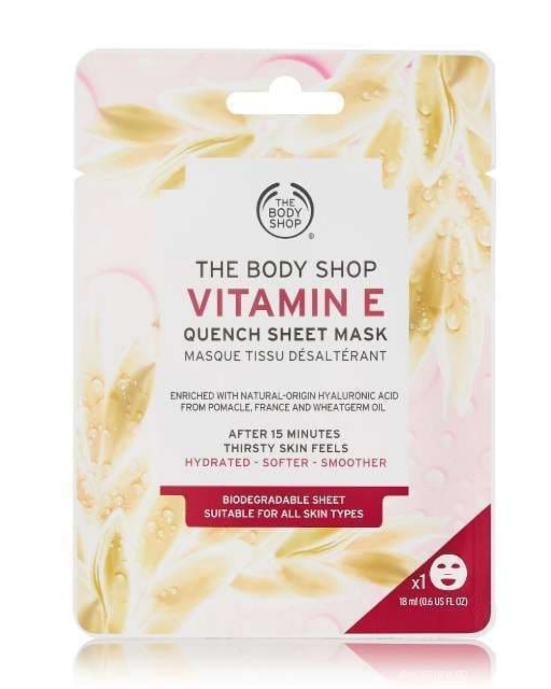 8 Body Shop Products We're Obsessed With This Summer