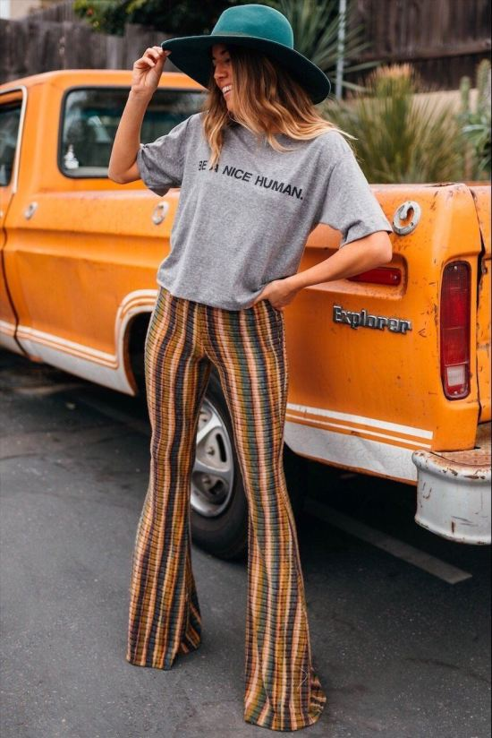5 Pair Of Flare Leg Pants You Need Now