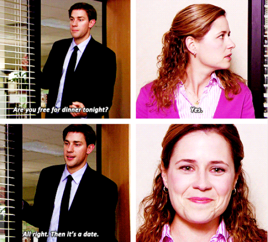 Top 10 Pam And Jim Moments Of The Office