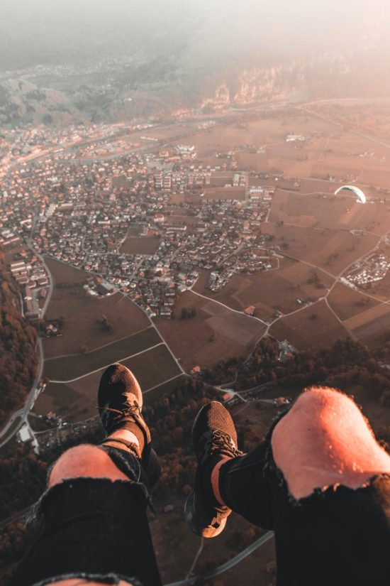 I Jumped Off A Mountaintop And Lived To Tell The Tale