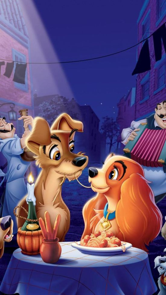 10 Adorable Disney Films You Need To Watch With Your SO Lady and The Tramp