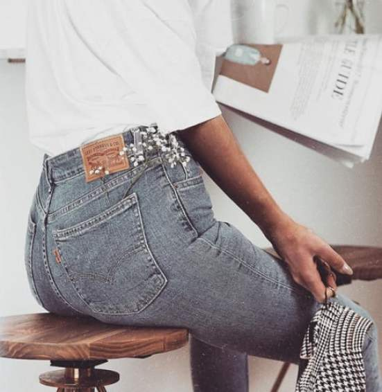 10 Ways To Style Levi's Jeans To Look Fresh AF