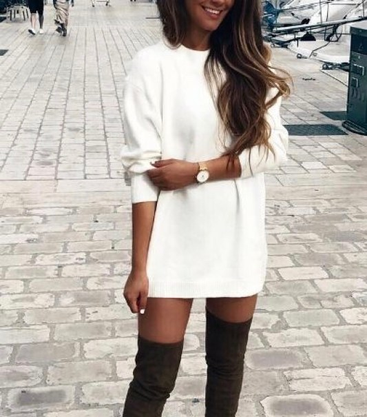 Cute Outfit Ideas For A First Date