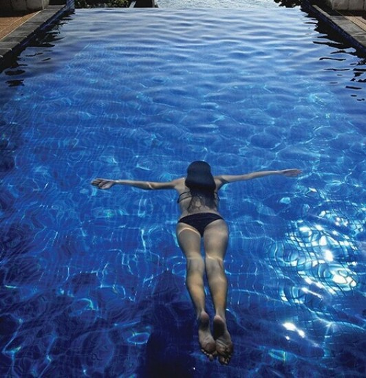 Fun Pool Workout You Can Do This Summer