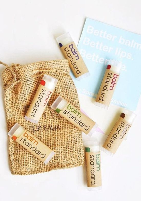 *6 Lip Balms That Will Save Your Lips This Autumn
