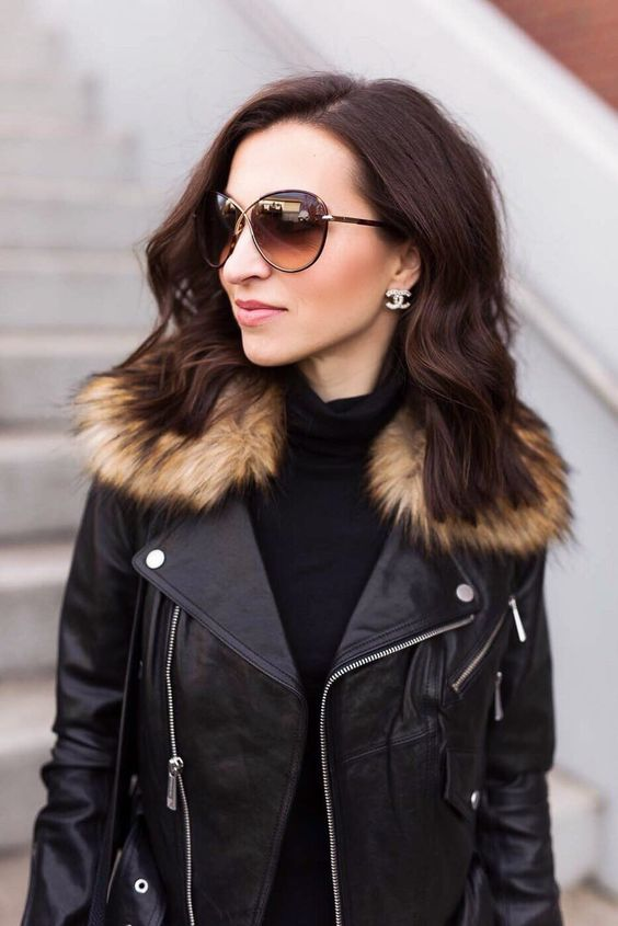 *Fuzzy, Furry Outerwear You're Going To See All Winter Long