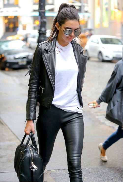 *10 Legging Styles To Try This Spring That Go Beyond Basic Black
