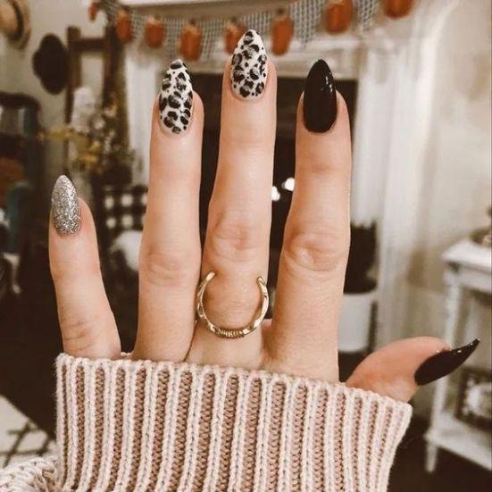 8 Nail Ideas For The Winter Season