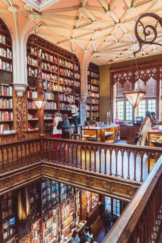 10 Places To Visit If You Love Literature