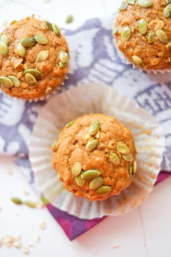 6 Pumpkin Muffin Recipes To Spice Up Your Breakfast
