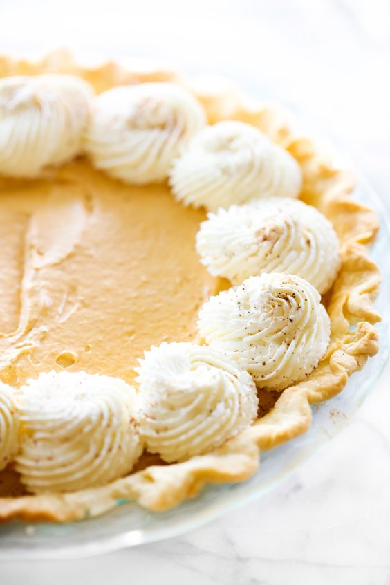 8 Amazing Pumpkin Pie Recipes To Make This Autumn