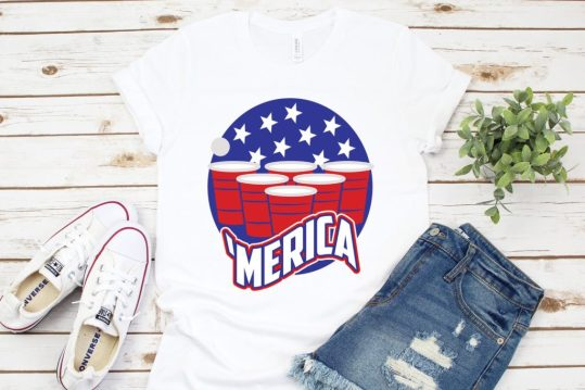 *10 Fourth Of July Shirts You'll Feel Patriotic Wearing
