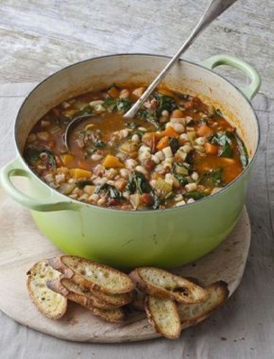 10 Vegetarian Fall Soups You Can Make All Season