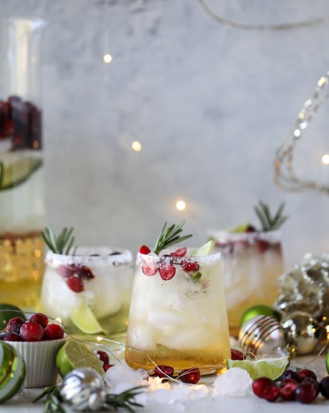 Strong AF Cocktails To Make For Christmas Eve