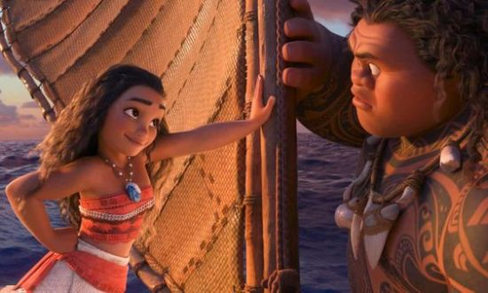 Why Moana Is The Most Inspirational Princess