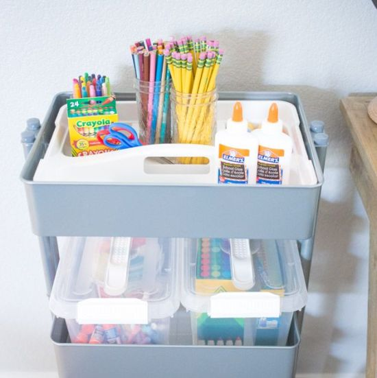 10 Back To School Organizing Ideas That Will Make Your Life Easier
