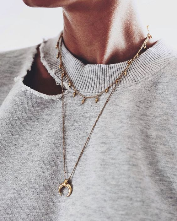 *10 Super Cute Necklaces That Make Any Outfit Cute