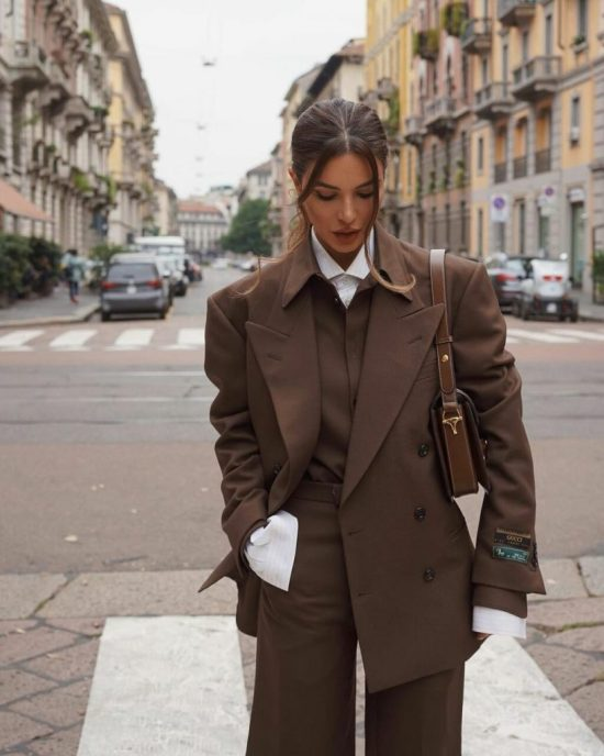 10 Suits For Women That Will Obviously Be Your New Power Suits