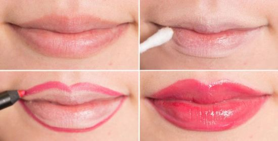 5 Ways To Get Plumper Lips Without Lip Fillers