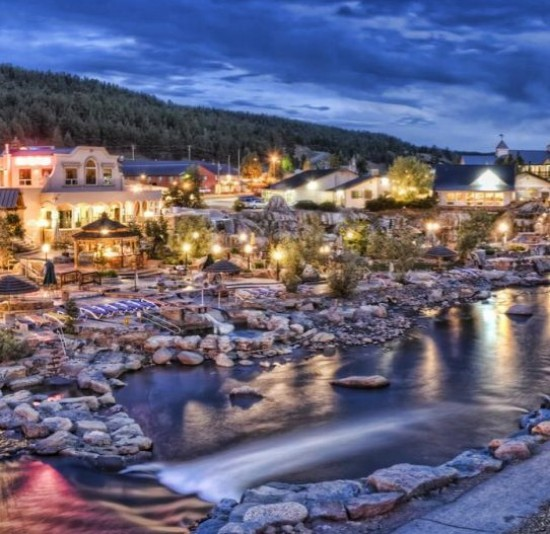 8 Hot Springs in Colorado you must visit