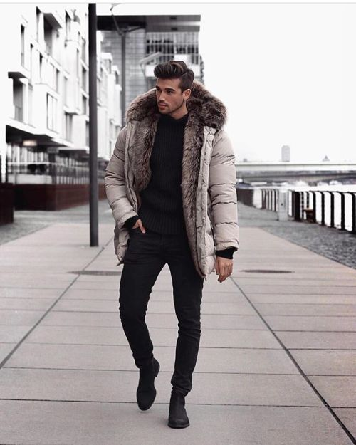 The Best Outfits For Men To Be Wearing This Winter