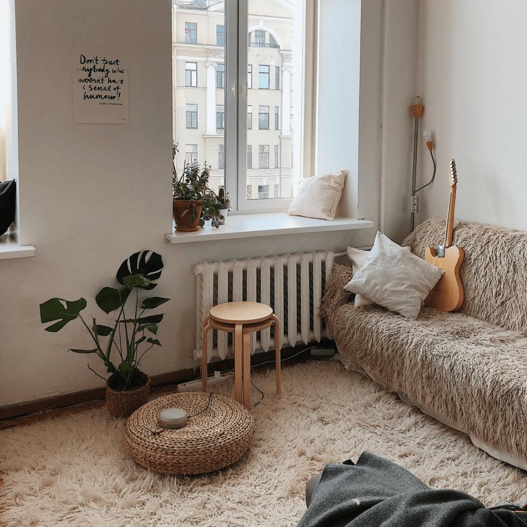 dorm to apartment