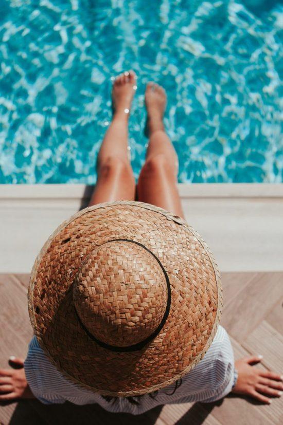 5 Möglichkeiten, Ihr Haar in diesem Sommer vor der Sonne zu schützen