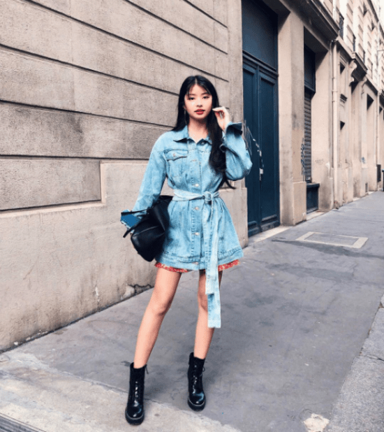 The Best Denim Jacket Looks You Need To Copy