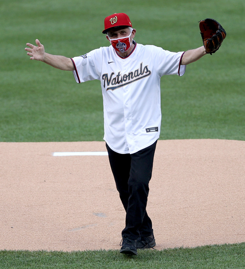 The Best & Worst First Baseball Pitches