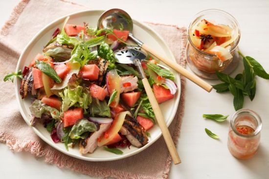 8 Watermelon Salad Ideas To Keep You Cool This Summer