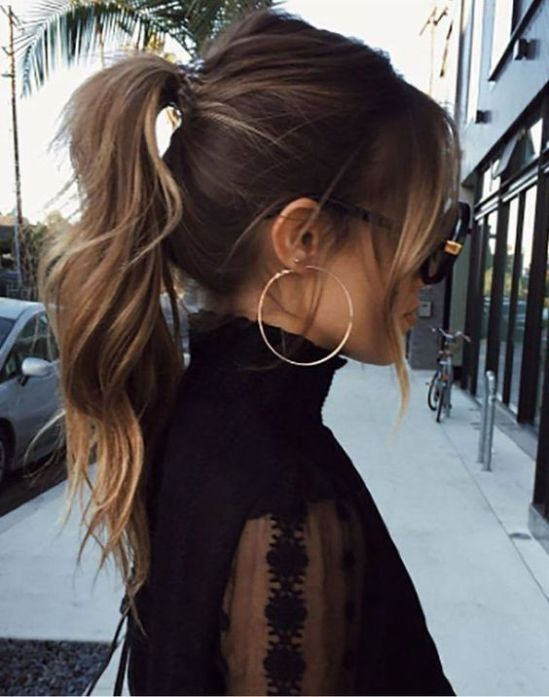 8 Glamorous Hairstyles To Pull Off This Spring