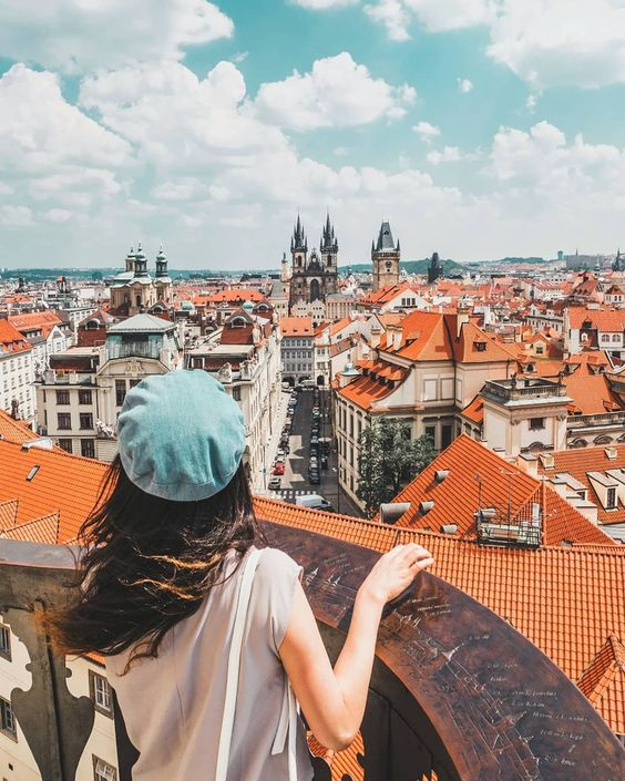 Top Gap-Year Travel Destinations In Europe