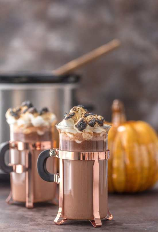 The Best Autumn Hot Cocoa Recipes You Haven't Tried