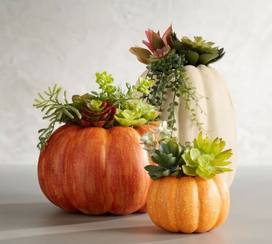 10 Ways To Use Pumpkins As Home Decor This Fall